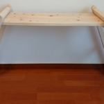 アウトドアテーブル作成